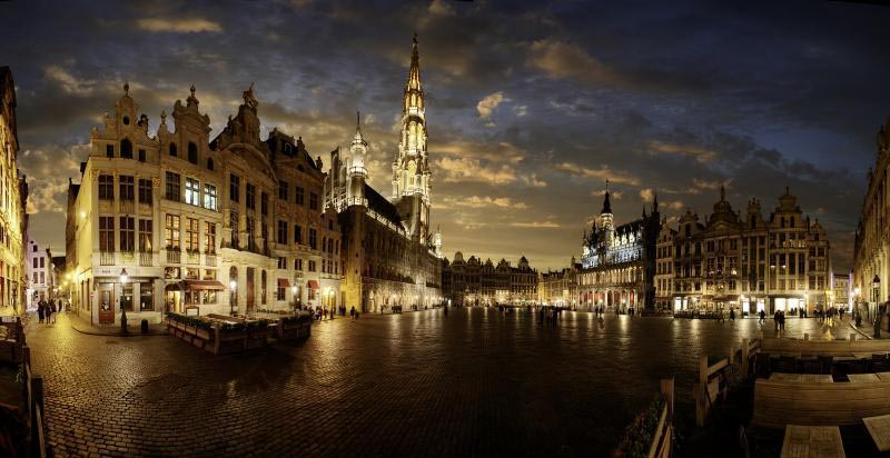 Brussels - capital of the Europeans